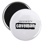 Modern caveman, paleo Magnet