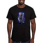 Odin Men's Fitted T-Shirt (dark)