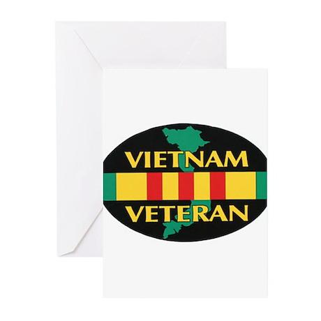 Vietnam Veteran Greeting Cards (Pk of 20)
