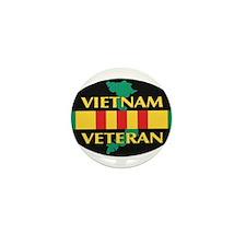 Vietnam Veteran Mini Button (10 pack)