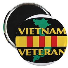 "Vietnam Veteran 2.25"" Magnet (100 pack)"