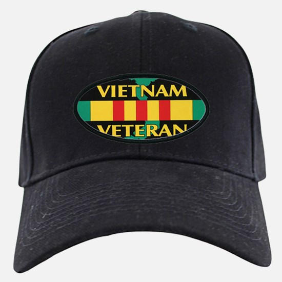 Vietnam Veteran Baseball Hat