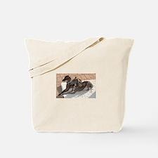 Elegant Pair Tote Bag