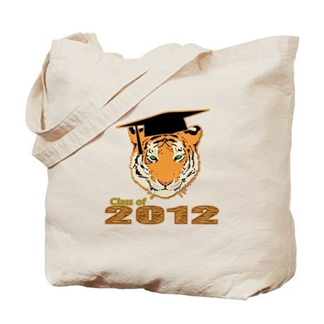Class of 2012 Tigers Tote Bag