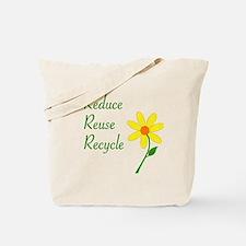3 R's Tote Bag