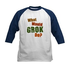 What would Grok do, color Tee