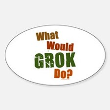 What would Grok do, color Decal