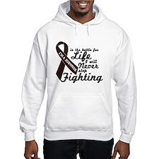Colon Cancer Survivor Hoodie