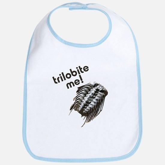 Trilobite Me Bib
