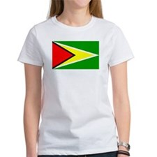 Simple Guyana Flag Tee