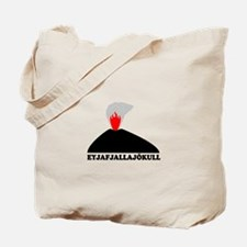 Eyjafjallajokull Tote Bag