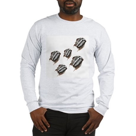 Marching Trilobites Long Sleeve T-Shirt