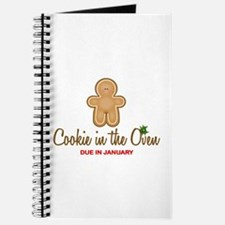 Due January Cookie Journal
