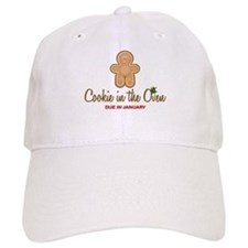 Due January Cookie Baseball Cap