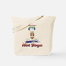 Mmmm...Hot Yoga!