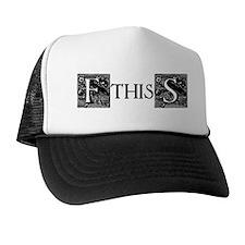 Unique Fml Trucker Hat