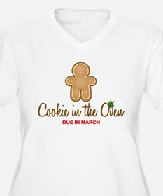 Due March Cookie T-Shirt