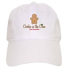 Due March Cookie Baseball Cap