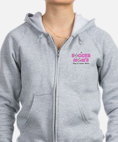 A Soccer Mom's Day Zip Hoodie