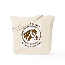 Ride A Sahrawi Tote Bag