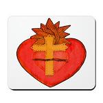 Sacred Heart/Sagrado Corazon Mousepad
