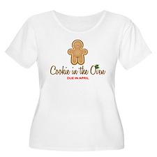 Due April Cookie T-Shirt