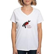 n00b tubes V-Neck T-Shirt