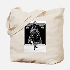 Negative Nurse Tote Bag