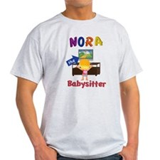 Nora the Babysitter T-Shirt
