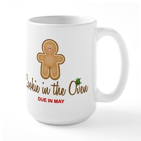 Due May Cookie Large Mug