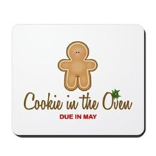 Due May Cookie Mousepad
