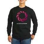 Breastcancer.org Long Sleeve Dark T-Shirt
