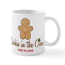 Due June Cookie Mug