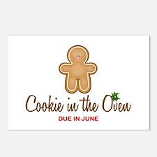 Due June Cookie Postcards (Package of 8)