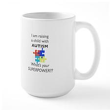autism superpower5.001 Mugs