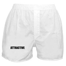 ATTRACTIVE (Bold) Boxer Shorts
