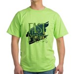 Atomic Rooster One Green T-Shirt