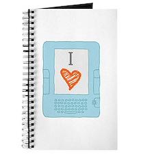 Unique I heart certa tech Journal