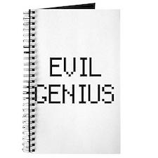 'Evil Genius' Journal