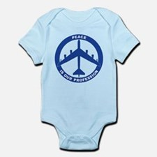 B-52H Peace Sign Infant Bodysuit