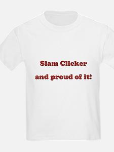 Proud Slam Clicker T-Shirt