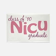 NICU Graduate 2010 Rectangle Magnet