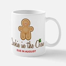 Due August Cookies Mug
