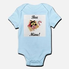 Bee Mine Infant Creeper