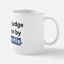 Facebook Profile Mug (Small)