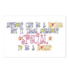 Special Mommy Postcards (Package of 8)