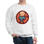 Future Hero Baby Sweatshirt