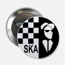 """Ska 2.25"""" Button (10 pack)"""