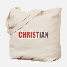 Christian - One Lord (Tote Bag)