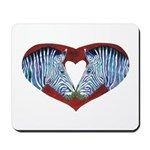 Love is Not Black & White Mousepad